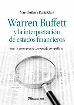 academia de inversión libros comprar en amazon warren buffett y la interpretación de estados financieros