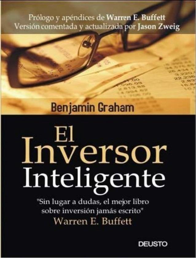 academia de inversión libros el inversor inteligente benjamin graham