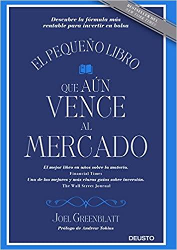 academia de inversión libros el pequeño libro que bate al mercado comprar en amazon