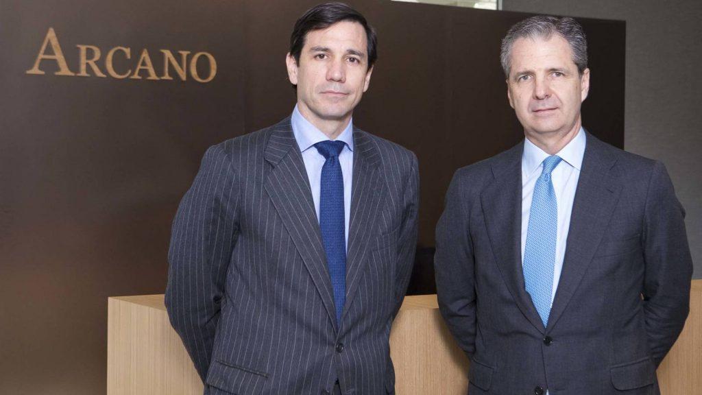 banca de inversión arcano españa