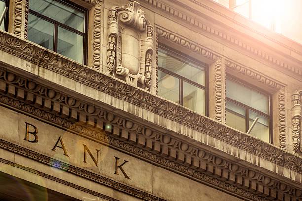 banca de inversión fachada