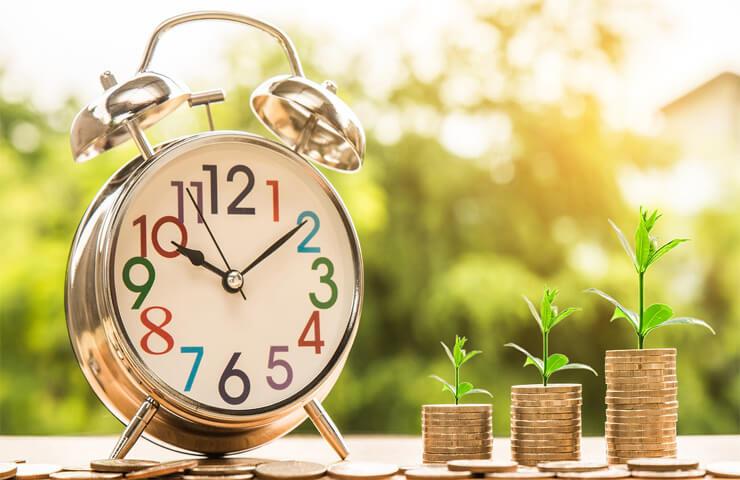 bienes de inversión tiempo ahorro