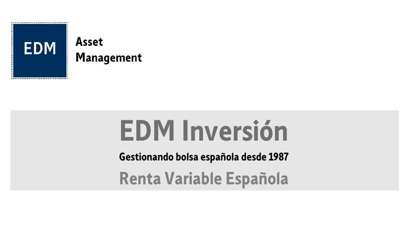 edm inversión renta variable española