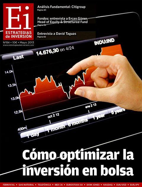 estrategias de inversión ei revista optimizar inversión bolsa