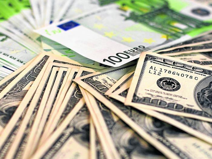 estrategias de inversión billetes dólares euros acciones