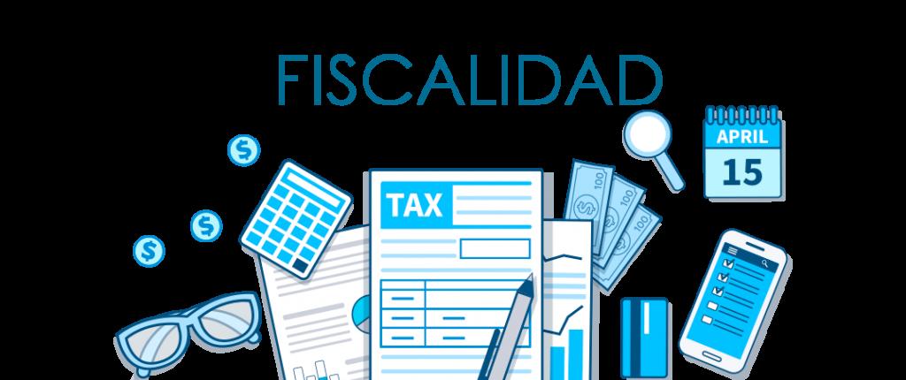 fiscalidad inversión vector