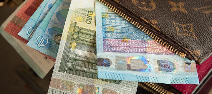fondos de inversión billetes euros