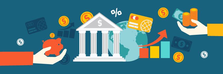 instituciones de inversión colectiva vector dinero