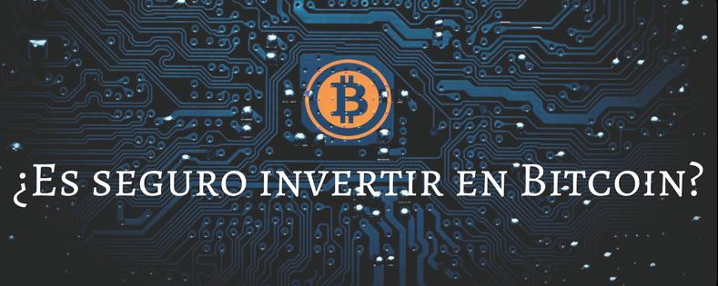 inversión bitcoin seguro o amenaza