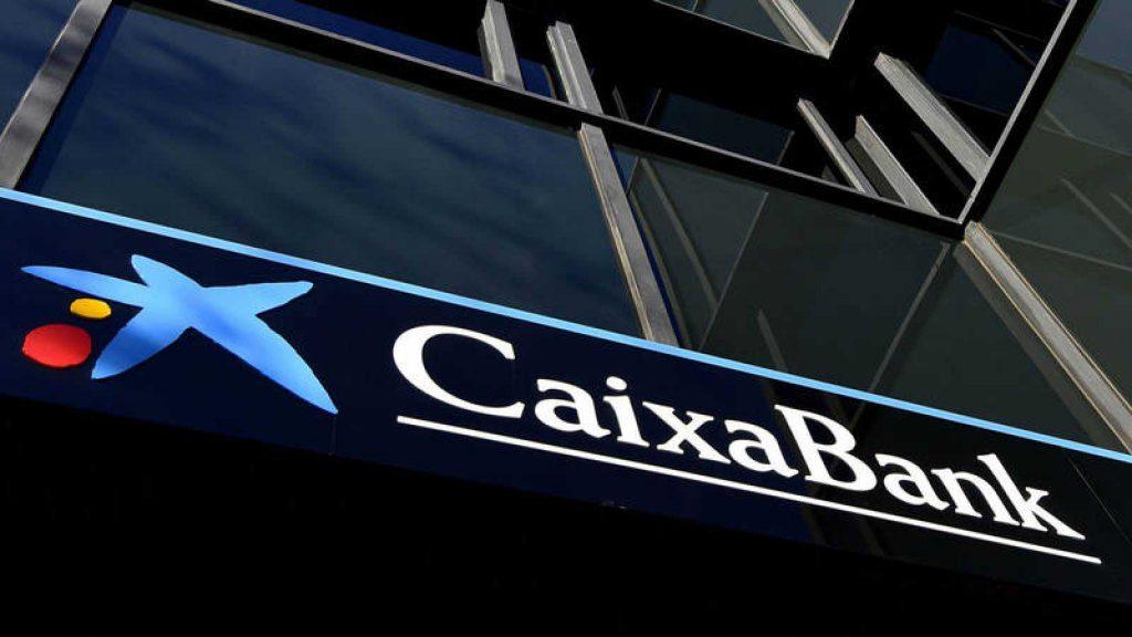 inversión caixabank logo edificio