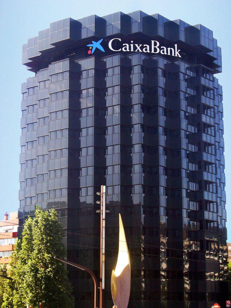 inversión caixabank edificio sede