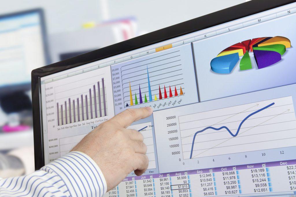 inversión financiera gráficos