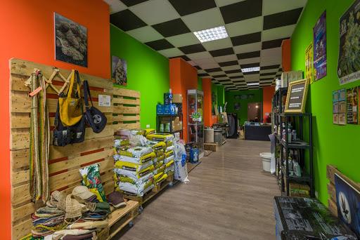 inversión inicial grow shop españa