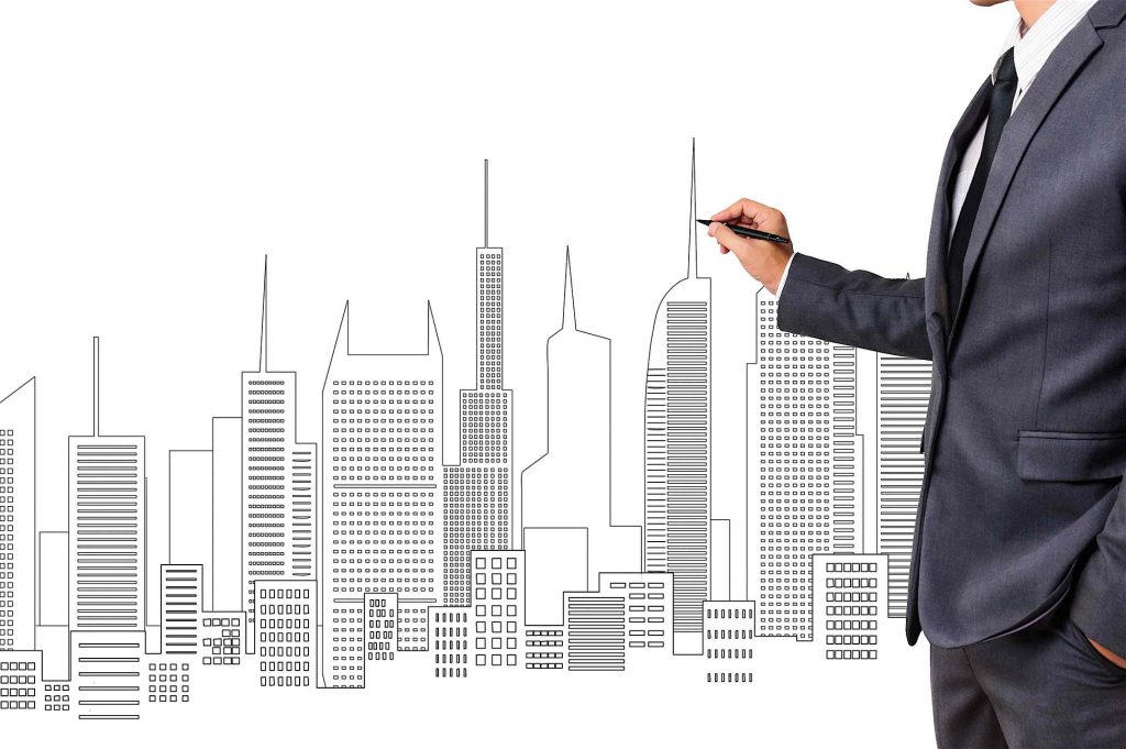 inversión inmobiliaria rascacielos