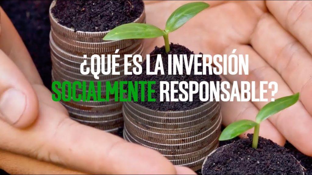 inversión socialmente responsable qué es
