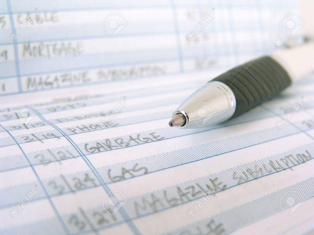 libro registro de bienes de inversión lapicero
