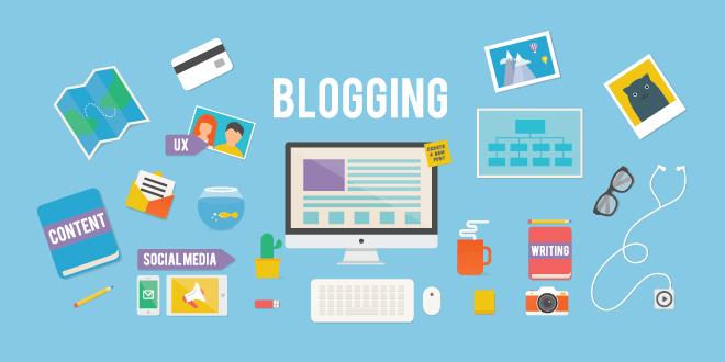 negocios con poca inversión crear blog