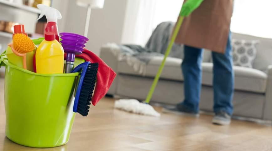 negocios con poca inversión limpieza a domicilio