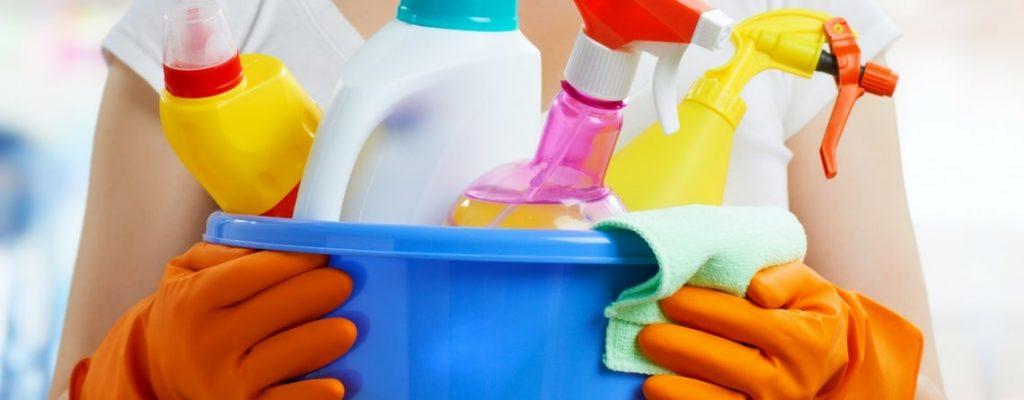 negocios con poca inversión productos de limpieza