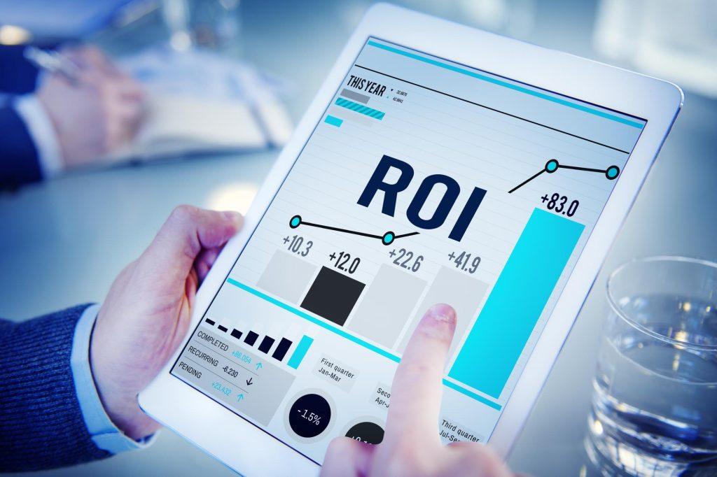 retorno de la inversión roi tablet